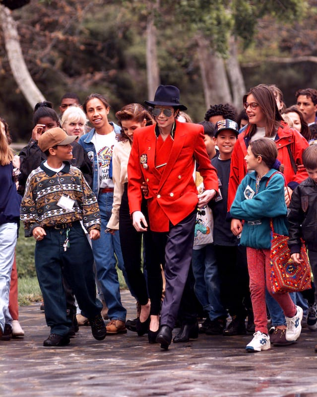 Michael Jacksons Step Daughter Describes What Neverland Ranch Was Really Like 852 PA 7527873