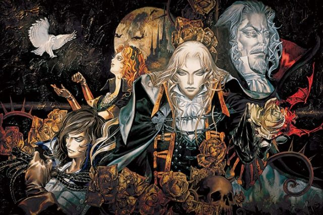 The New Castlevania TV Show Sounds Amazing