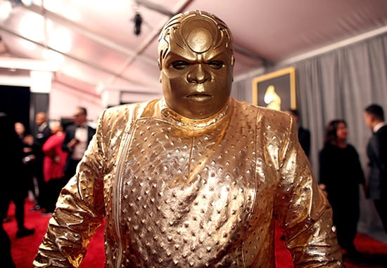 CeeLo Green Reveals Truth About His Bizarre Gold Grammy Outfit