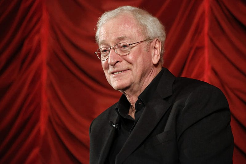 Sir Michael Caine Reveals That His Days Are Numbered 1091 Michael Caine   Viennale 2012 g