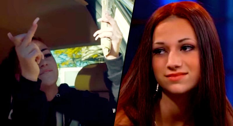 cash me ousside girl on course to become a millionaire