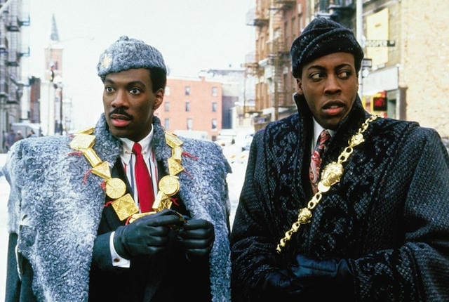 Restaurant Turns Into McDowells From Coming To America For Halloween 1121 coming to america film