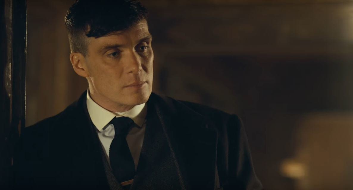 Cillian Murphy Made A Huge Sacrifice Just To Be In Peaky Blinders 1122 Cillain Murphy Tommy Shelby
