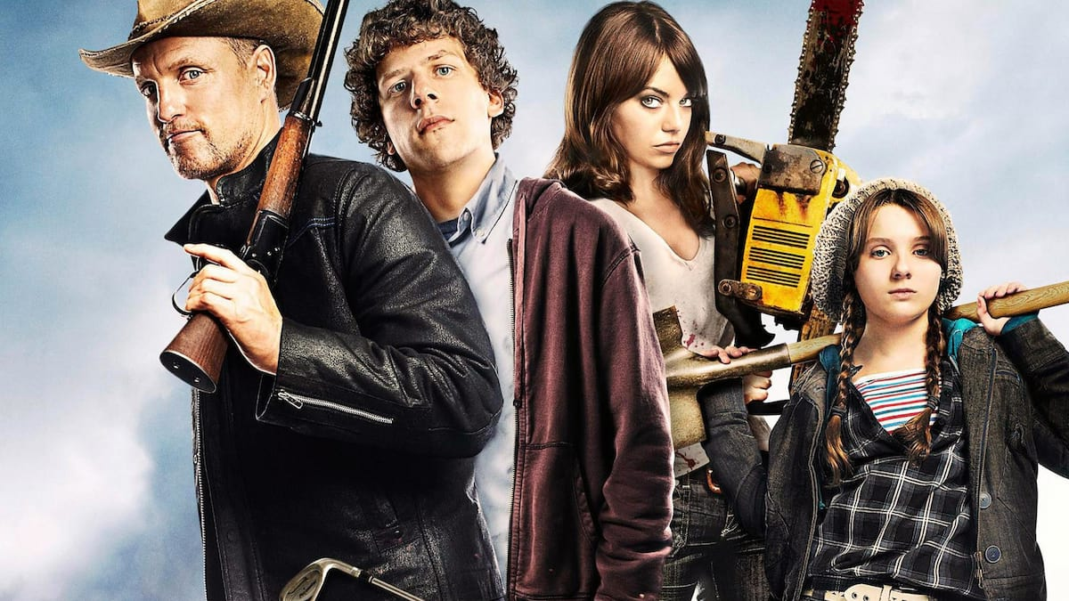Woody Harrelson Confirms Zombieland 2 Is Happening