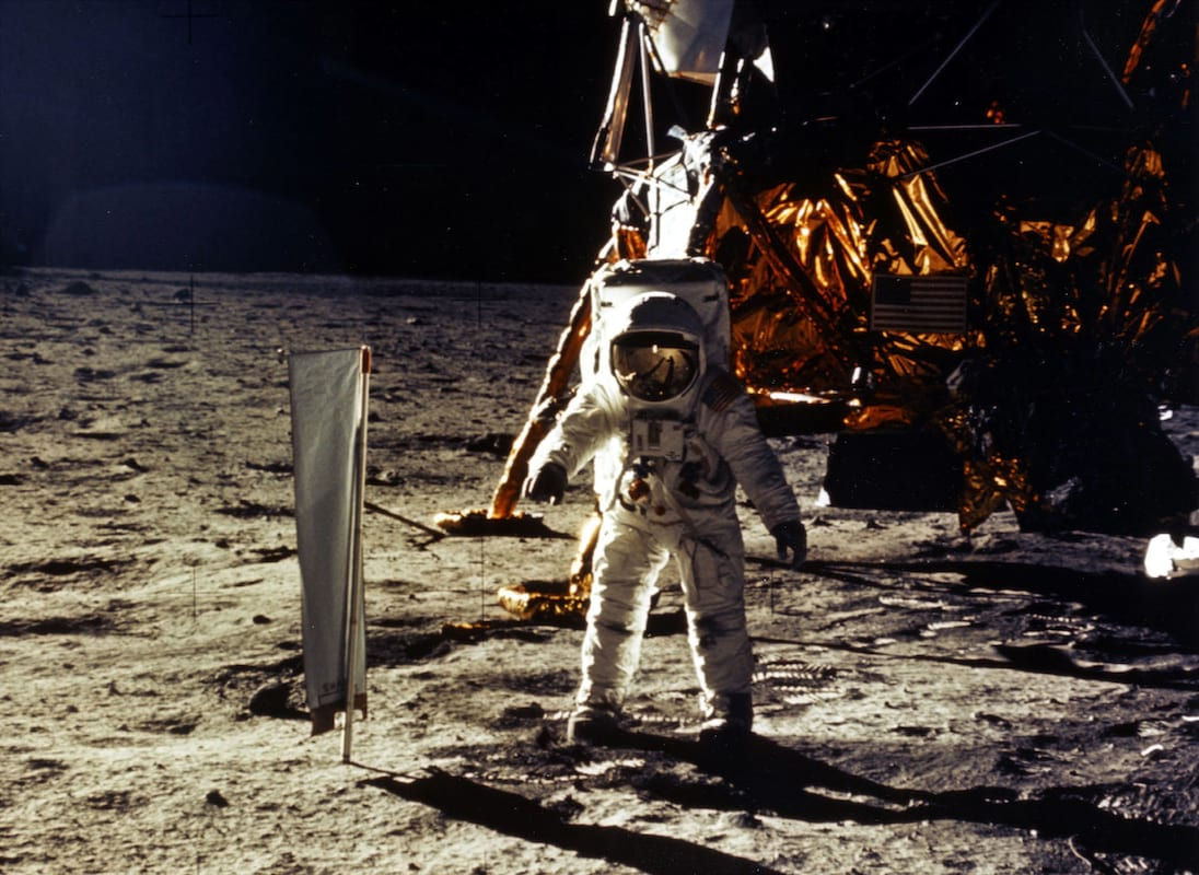 The Sinister Secret NASA Doesnt Want You To Know About Moon Landing, According to Bizarre Theory 123 GettyImages 851512