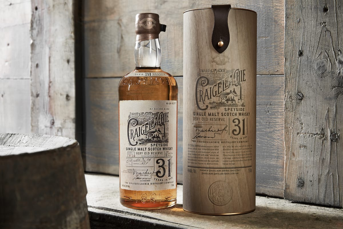 Whisky Company Shares Top Tips For People New To Liquid Sunshine 1256 15 Craigellachie 31 Bottle Packaging