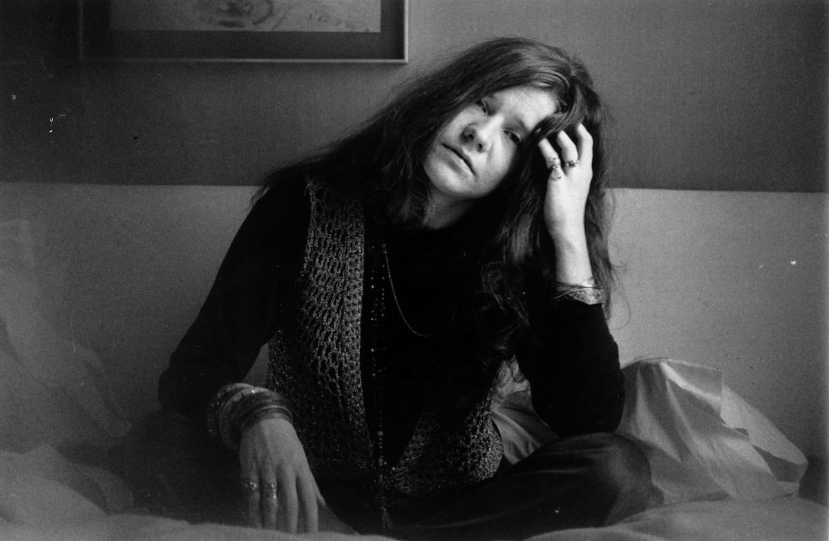 Janis Joplin, of 27 Club fame