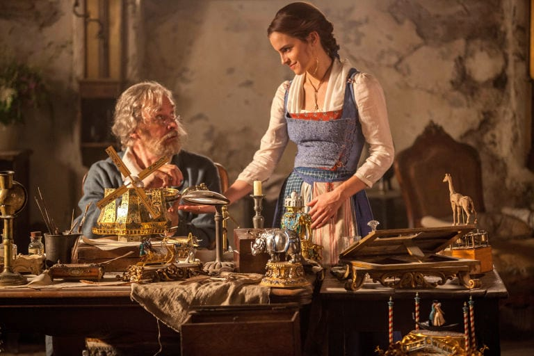 Beauty And The Beast: A Tale As Old As Time That Needed To Be Retold 1311 belle and her father beauty and the beast