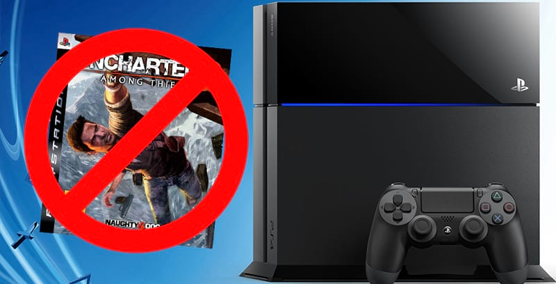 All Playstation 4 Games : Why the playstation isn t backwards compatible