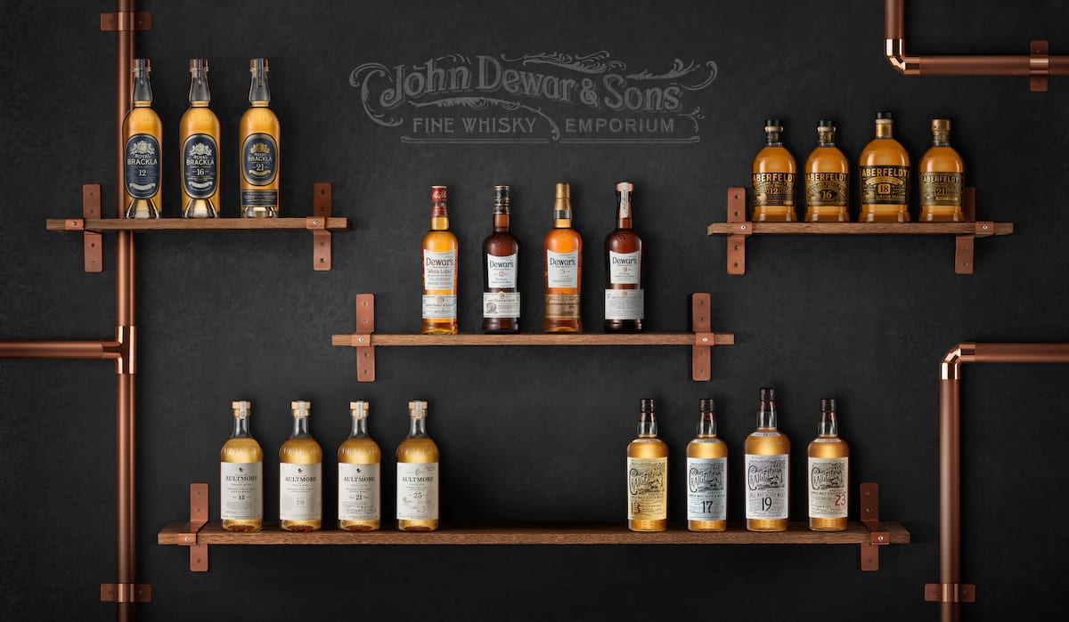 Whisky Company Shares Top Tips For People New To Liquid Sunshine 136 Dewars Emporium 2a Hi res 01 All NewLogo