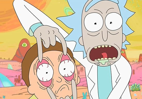 Rick and Morty has been confirmed for 70 more episodes