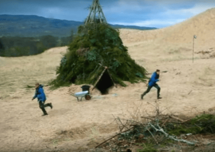 Oblivious Reality Contestants Live In Wilderness For A Year Despite Show's Cancellation