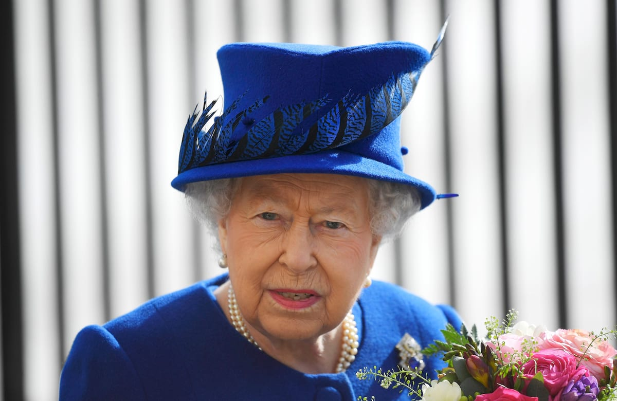 This Is The Seriously Dark Codeword For When The Queen Dies 1541 GettyImages 650311534