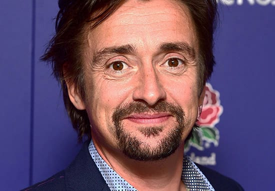 Richard Hammond 'Left Unconscious' In Second Crash While Filming The Grand Tour