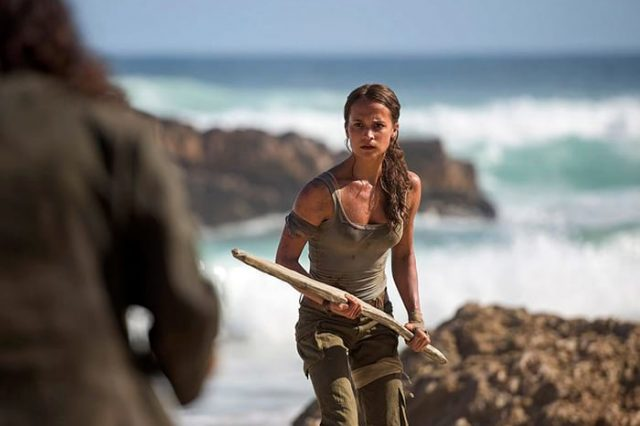 Here's Everything We Know About The Tomb Raider Movie Reboot