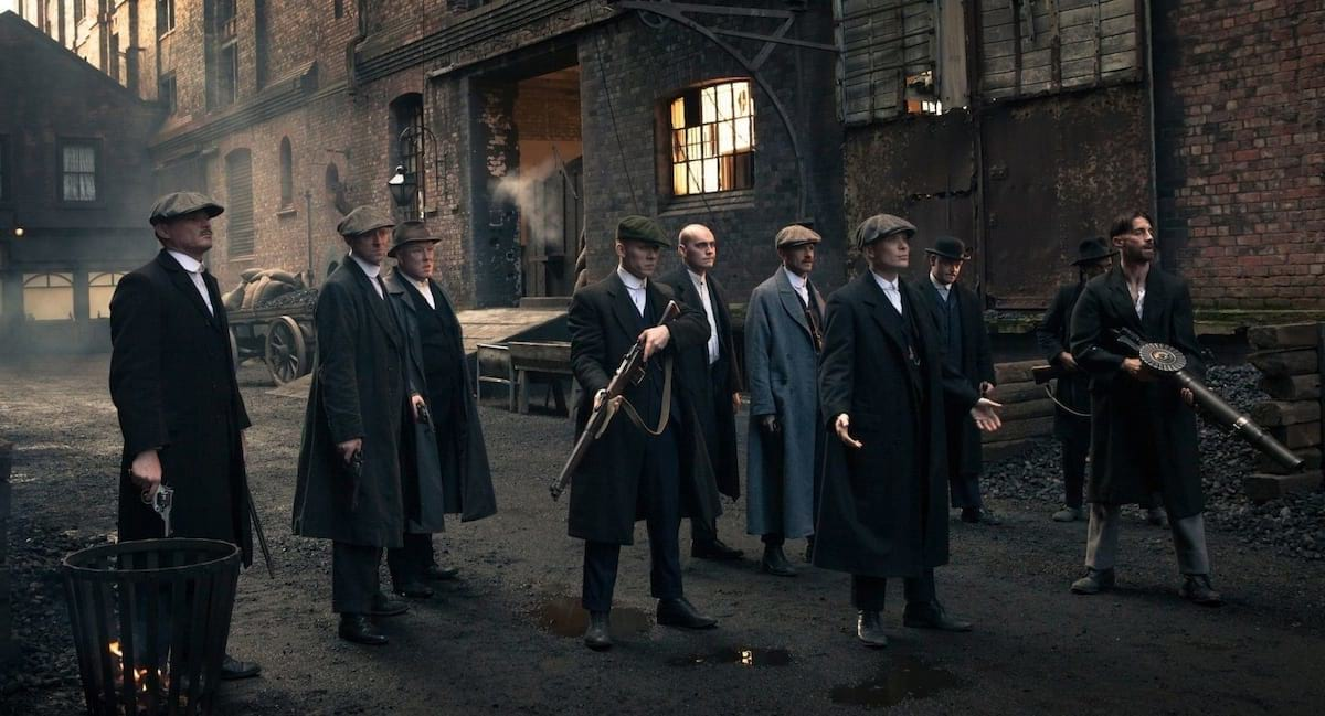 New Peaky Blinders Series To Feature Glasgow Razor Gangs