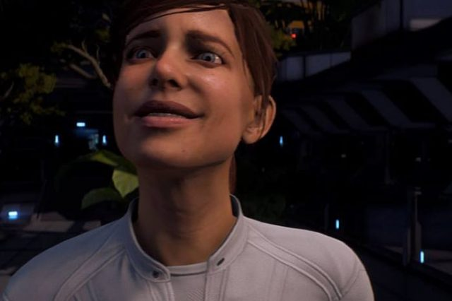 People Are Having A Field Day With Mass Effect: Andromeda's Facial Animations