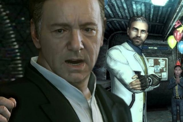 20 Massive Actors Who've Appeared In Video Games