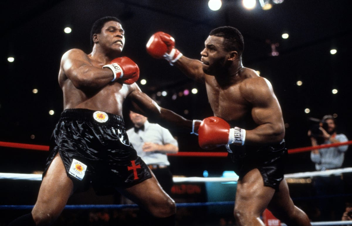 Mike Tyson Reveals How Hed Psychologically Destroy His Opponents 283 GettyImages 161753399