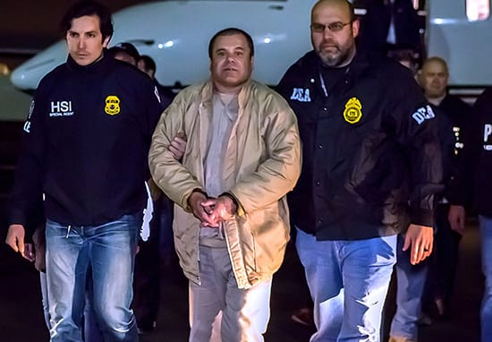 El Chapo 'Operated A Cocaine Train' From Mexico To NYC That Made $500 Million