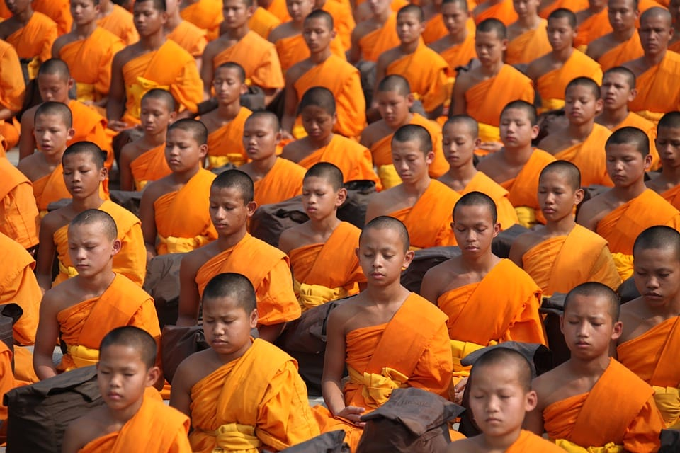 How Buddhism Is Helping More And More Millennials Tackle Anxiety 413 anxiety6