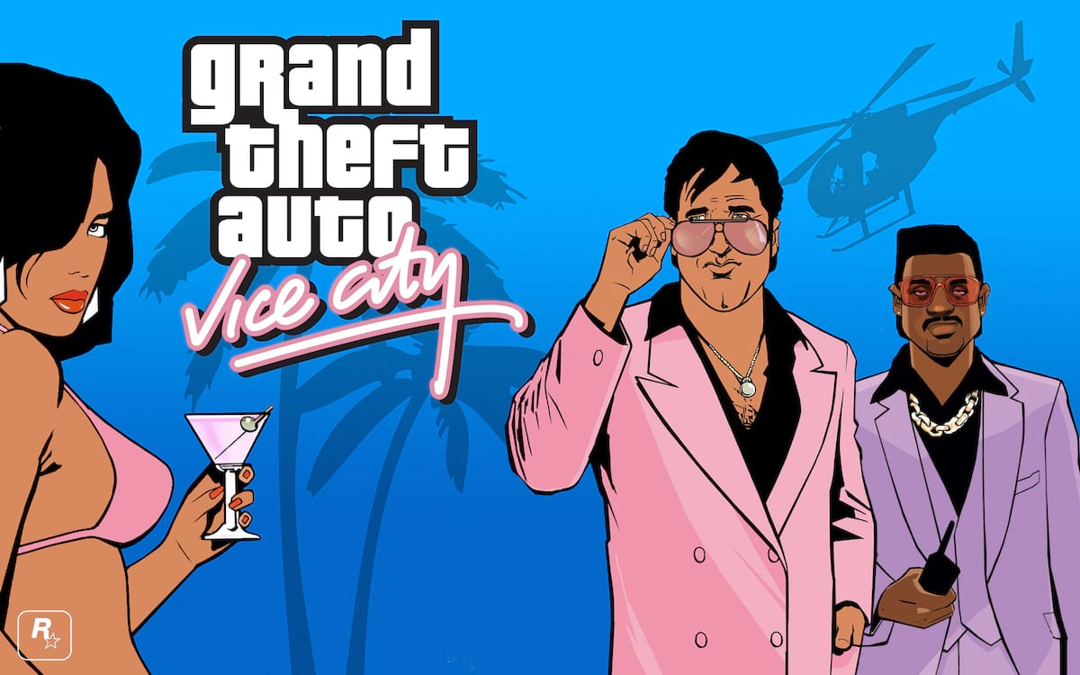 play vice city on xbox one