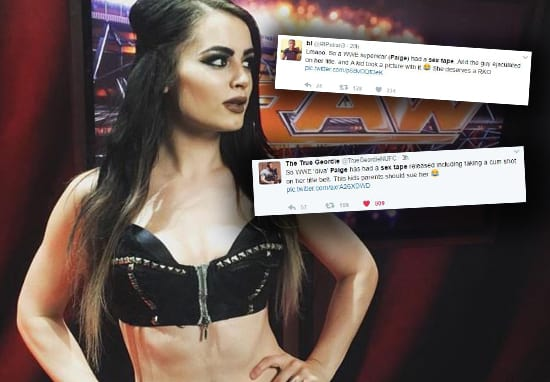 The Reaction To Paige's Private Photograph Leak Has Been Awful