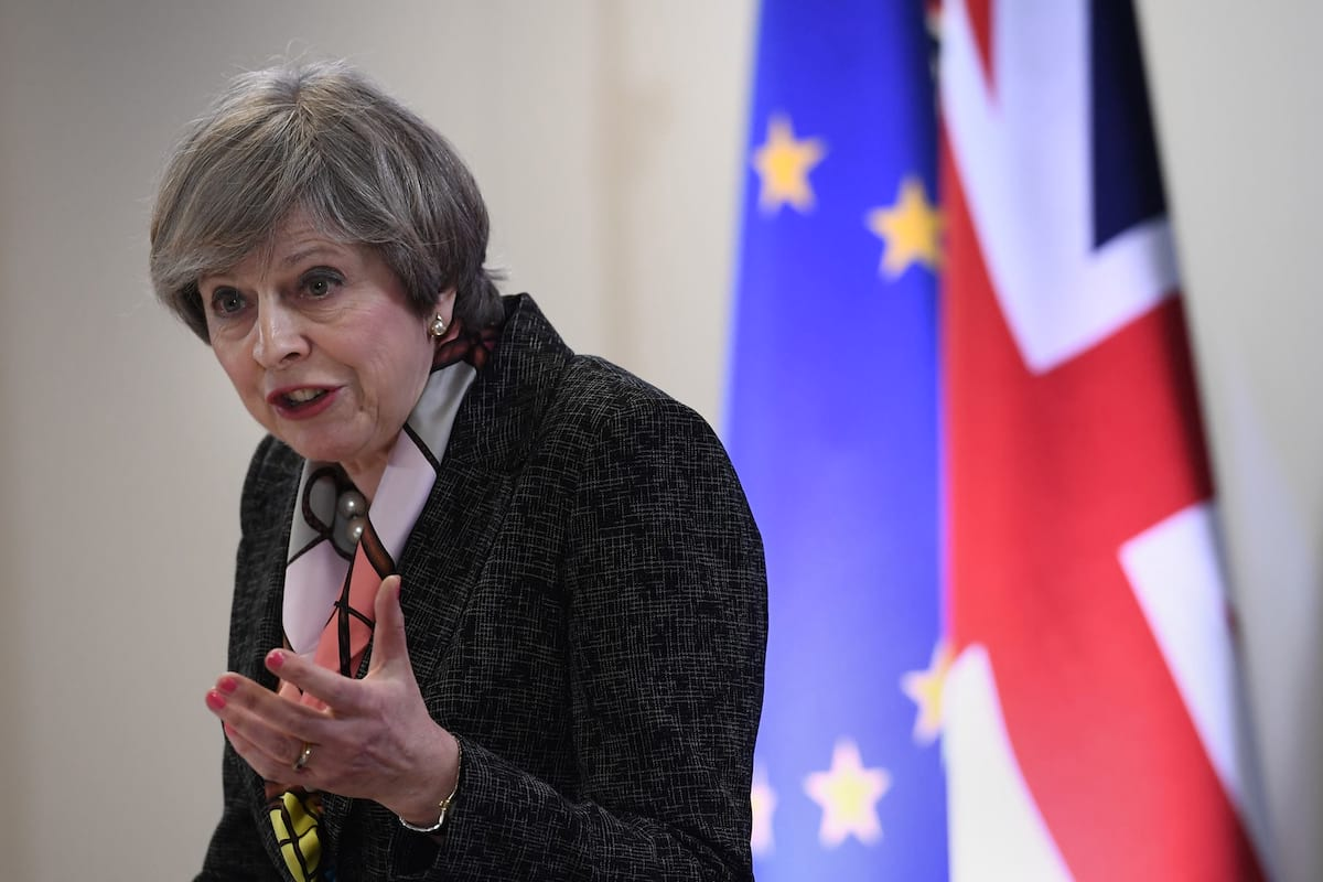 Theresa May To Trigger Article 50 Next Wednesday 530 17431640 10155186969004031 206514324 o