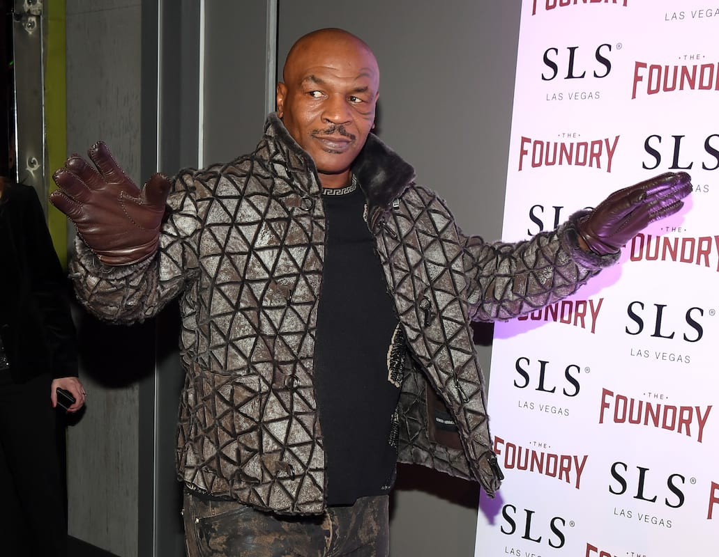 Mike Tyson Reveals How Hed Psychologically Destroy His Opponents 584 GettyImages 631140124