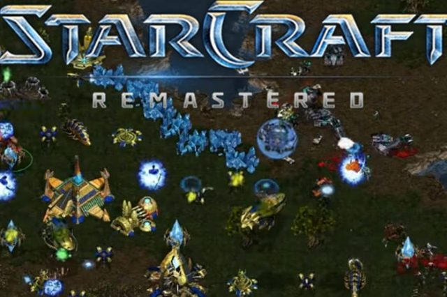 StarCraft Remaster Announced, And It Looks Amazing