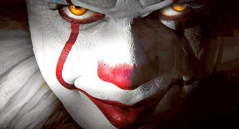 trailer for stephen king s it leaves audience screaming