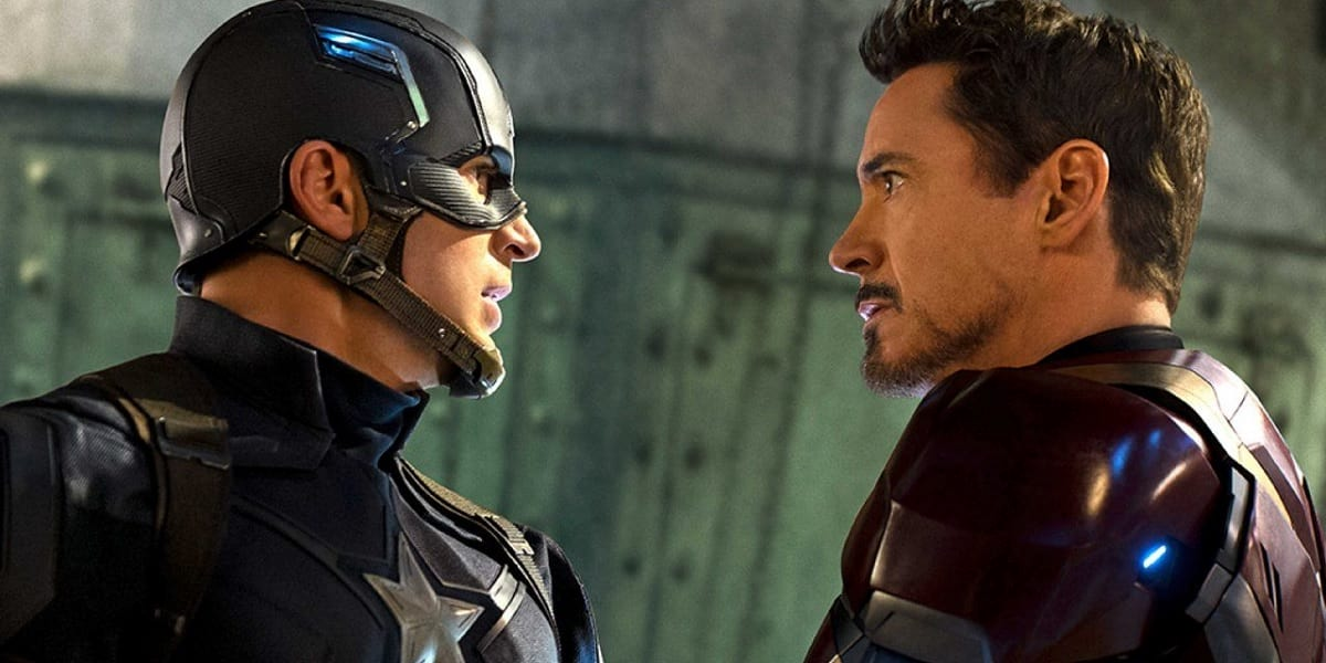 38 Hour Marvel Movie Marathon Taking Place Hosted By AMC 712 Captain America and Iron Man face off in Civil War