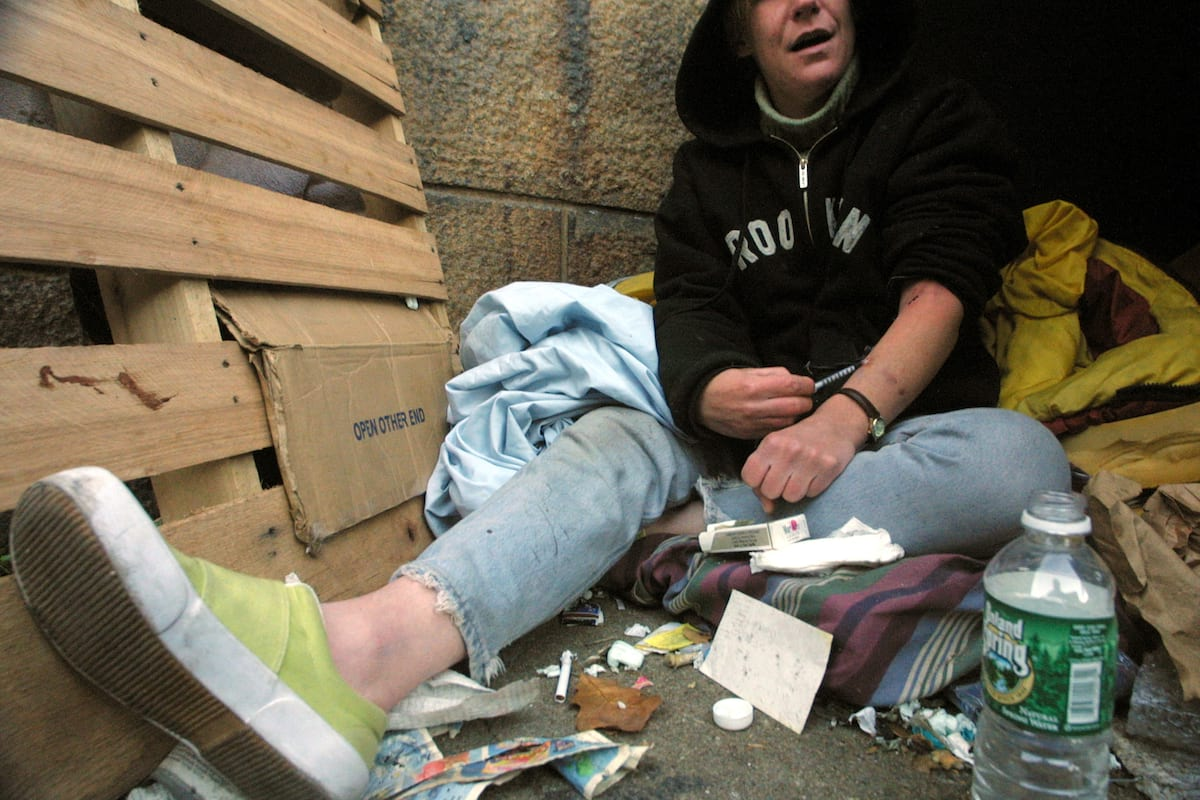 Durham Police To Give Out Free Heroin To Drug Addicts 726 GettyImages 672630