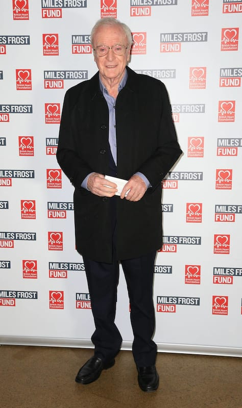 Sir Michael Caine Reveals That His Days Are Numbered 741 17407603 10155213914892164 1267823882 o