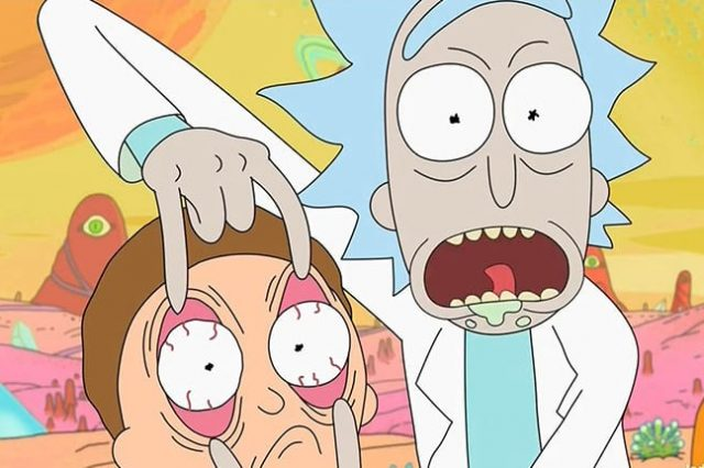 Rick And Morty Fans Delivered Most Devastating News 899 rick and morty fb 640x426