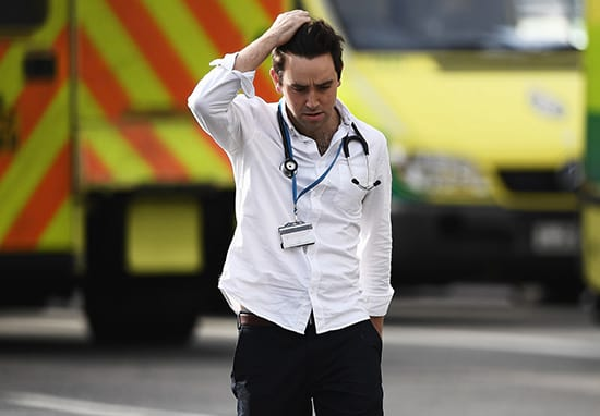 London Terror Attack Shows Why We Should Treasure UK's Doctors And Nurses