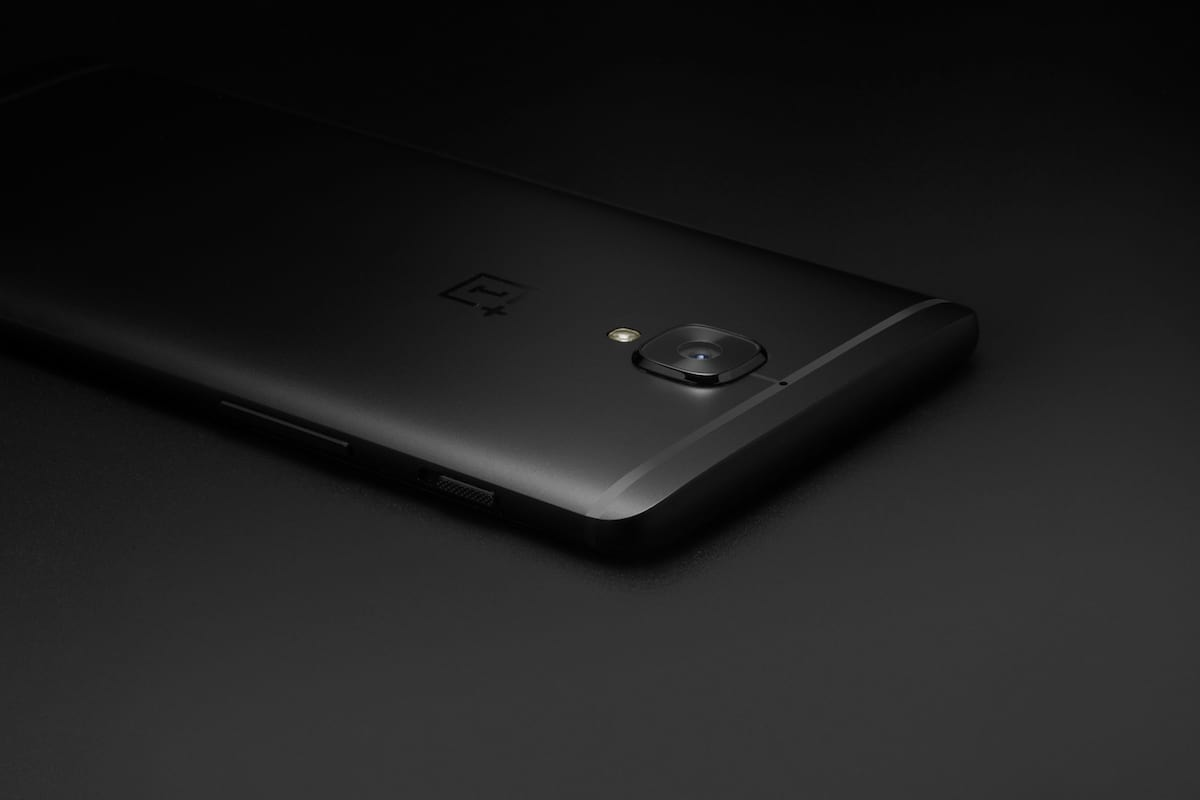 OnePlus 3T Midnight
