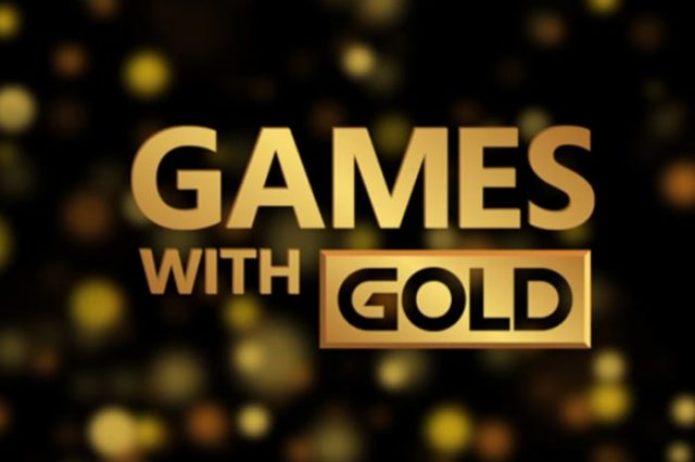Microsoft Announce April Xbox Games With Gold