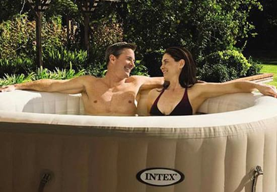 Aldi's Inflatable Hot Tub Is Back And Better Than Last Year