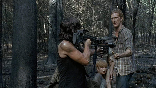 Here S What The Wooden Soldier Meant In The Walking Dead Season Finale