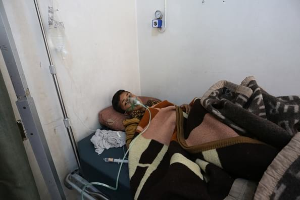 This Is What Deadly Sarin Gas, The Chemical Used In Syria, Does To Your Body 1075 664857044