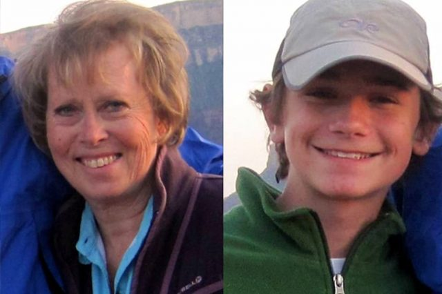 Tragic Final Photos Discovered After Boy And Grandmother Disappear In Grand Canyon