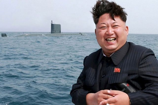 North Korea Blasts America As 'War Maniacs' And Vow To Destroy Nuclear Submarine