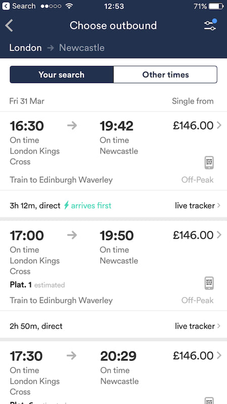 Getting A Private Flight Is Now Cheaper Than Getting The Train In The UK 149 Train Prices Times