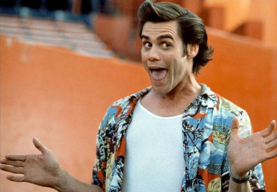 Jim Carrey Shares Easter Selfie That Has Everyone Seriously Worried