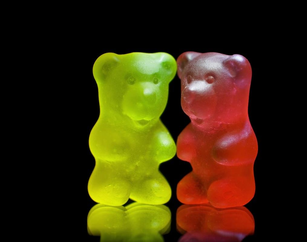 Haribo gummy bears are just one of many products that thomas - Heres What Haribos Green Gummy Bears Are Actually Flavoured 28 Gettyimages 157423618