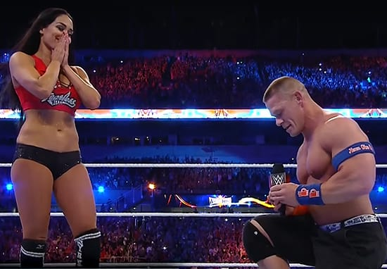 Real Reason John Cena And Nikki Bella's Engagement Was Broken Off WWE