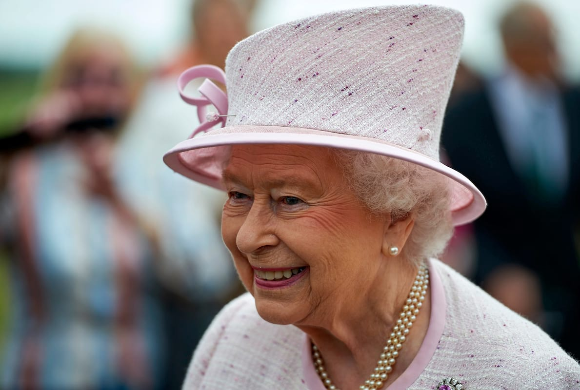 Queen Elizabeth II never travels without this surprising