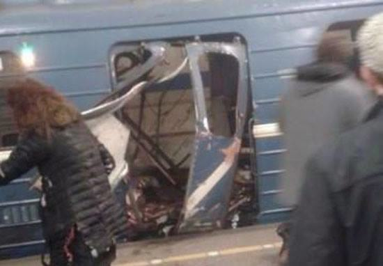 Bomb Explosion In St Petersburg Leaves Many Casualties