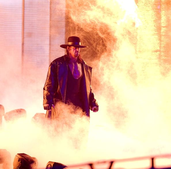 Here's Why The Undertaker Will Go Down As The Greatest